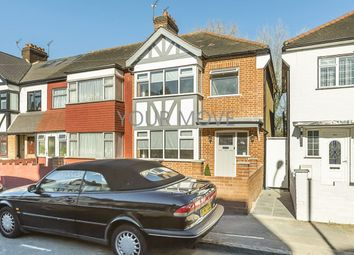 Thumbnail 3 bedroom property for sale in Markmanor Avenue, Walthamstow, London