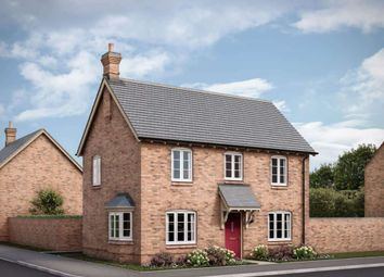 Thumbnail 3 bed detached house for sale in Leicester Road, Market Harborough