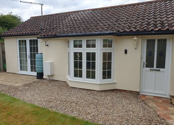 Thumbnail 2 bed detached bungalow to rent in Rectory Road, Coltishall, Norwich