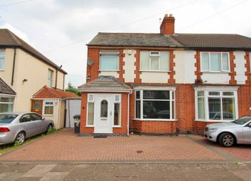 Thumbnail 3 bed semi-detached house for sale in Bolsover Street, Leicester