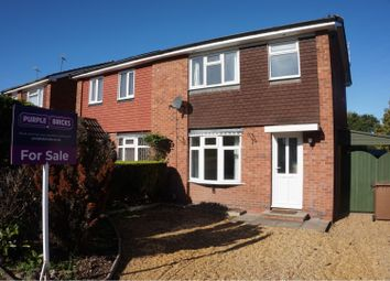 Thumbnail 3 bed semi-detached house for sale in Cypress Close, Baswich, Stafford