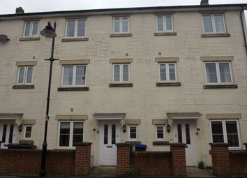 Thumbnail 4 bed terraced house to rent in Shears Drive, Amesbury, Salisbury