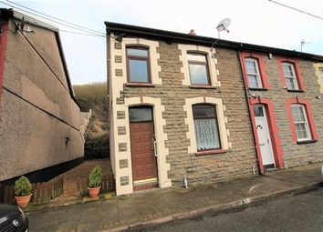 Thumbnail 3 bed end terrace house for sale in Standard View, Porth