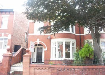 Thumbnail 3 bed semi-detached house to rent in Longton Road, Blackpool