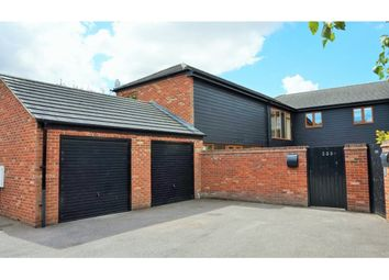 Thumbnail 4 bed detached house to rent in High Street, Arlesey