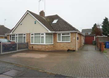 Thumbnail 3 bed semi-detached bungalow for sale in Sandford Road, Sittingbourne