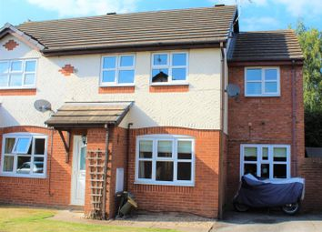 Thumbnail 3 bed semi-detached house for sale in Old School Mews, Overton, Wrexham