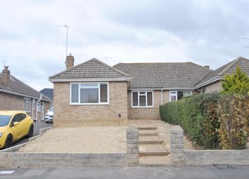 Thumbnail 3 bed semi-detached bungalow for sale in Delabere Road, Bishops Cleeve, Cheltenham