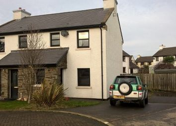 Thumbnail 3 bed flat to rent in Rental 14 Croit Ny Kenzie, Andreas, Isle Of Man