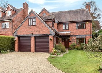 Thumbnail 5 bed detached house for sale in St. Judes Road, Englefield Green, Eghamx