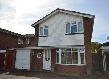 Thumbnail 4 bed detached house for sale in Loddon Way, Ash, Aldershot, Hampshire