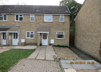 Thumbnail 1 bed end terrace house for sale in Clos Alltygog, Pontarddulais, Swansea