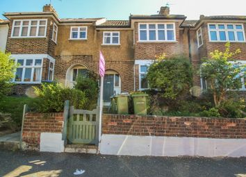 Thumbnail 3 bed terraced house for sale in Bramshot Avenue, London