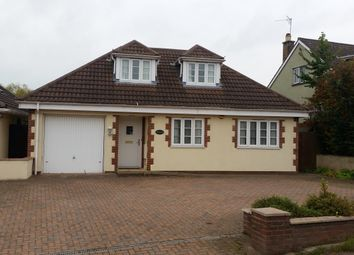 Thumbnail 4 bed detached bungalow to rent in North End, Creech St Michael