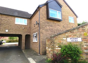 Thumbnail 1 bedroom flat for sale in Priory Road, St. Neots