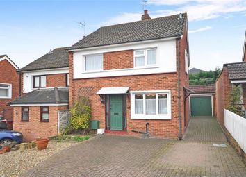 Thumbnail 3 bed semi-detached house for sale in Rayfield, Epping, Essex