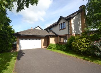 Thumbnail 5 bed detached house to rent in Annfield Gardens, Stirling