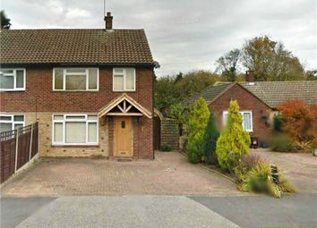 Thumbnail 3 bed semi-detached house for sale in Hyde Mead, Nazeing, Essex