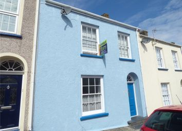 Thumbnail 3 bed terraced house for sale in Church Street, Pembroke Dock, Pembrokeshire