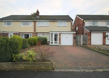 Thumbnail 3 bed semi-detached house to rent in Conway Drive, Fulwood, Preston