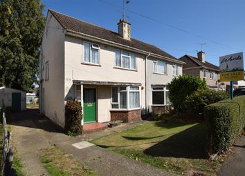 Thumbnail 3 bed semi-detached house for sale in Surrey Road, Maidstone, Kent