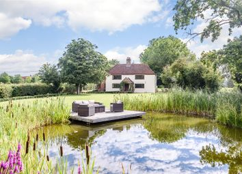 Thumbnail 5 bedroom detached house for sale in Mattingley, Hook, Hampshire