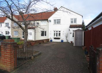 Thumbnail 3 bed end terrace house for sale in Burns Close, Eastleigh