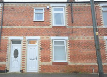 Thumbnail 3 bed terraced house for sale in Spencer Street, Eldon Lane, Bishop Auckland