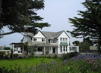 Thumbnail Hotel/guest house for sale in Pine Lodge Hotel, Henver Road, Newquay, Cornwall