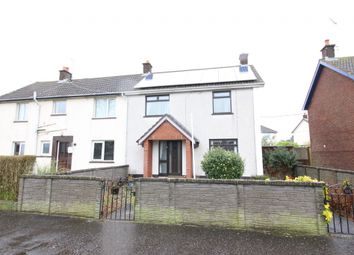 Thumbnail 3 bed semi-detached house for sale in Killyglen Road, Larne
