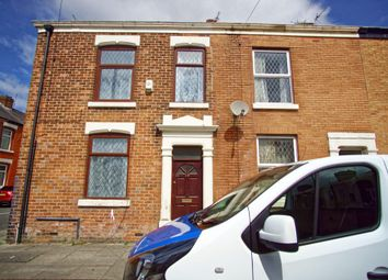 Thumbnail 3 bedroom end terrace house to rent in Maitland Street, Preston