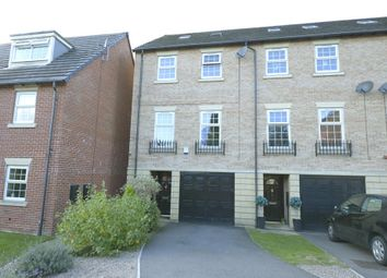 Thumbnail 4 bed end terrace house for sale in Stanier Court, Hasland, Chesterfield