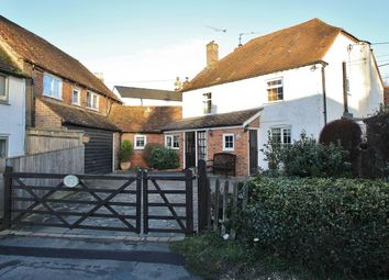 Thumbnail 4 bed cottage for sale in Clay Lane, Beenham, Reading