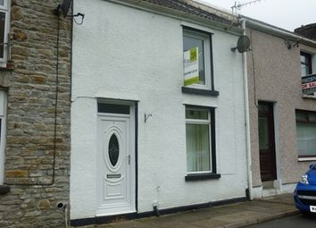 Thumbnail 2 bed terraced house to rent in Station Row Street, Pontyrhyl