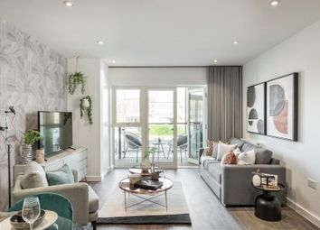 Thumbnail 1 bedroom flat for sale in Station Approach, Watford, Hertfordshire