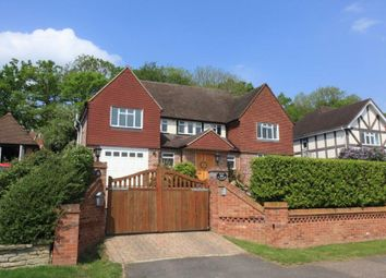 Thumbnail 6 bed detached house to rent in Howards Wood Drive, Gerrards Cross