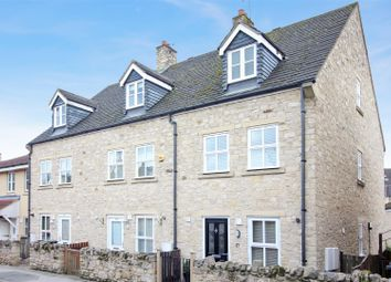 Thumbnail 3 bed town house for sale in Low Street, South Milford, Leeds
