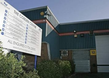 Thumbnail Industrial to let in The Cobden Centre, Manchester