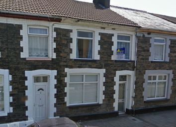 Thumbnail 1 bed terraced house to rent in Meadow Street, Treforest, Pontypridd