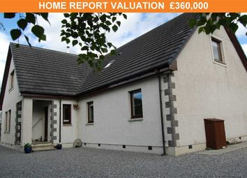 Thumbnail 5 bed property for sale in Gorthleck, Inverness