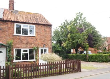 Thumbnail 2 bed cottage for sale in Woodhouse Road, Norwell, Newark