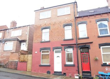 Thumbnail 3 bedroom end terrace house for sale in Arksey Terrace, Leeds