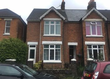 Thumbnail 2 bed semi-detached house to rent in St Johns Road, Poole, Dorset