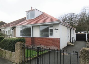 Thumbnail 3 bedroom semi-detached bungalow to rent in Strickland Drive, Morecambe