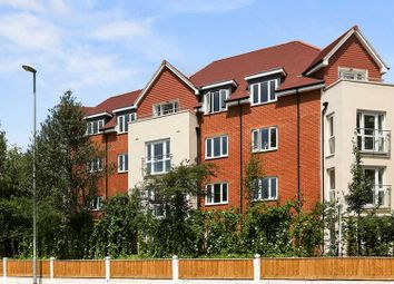 Thumbnail 2 bed flat for sale in Carmarthen Avenue, Drayton, Portsmouth