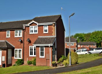 Thumbnail 2 bed semi-detached house for sale in Abbey Close, Oakalls, Bromsgrove
