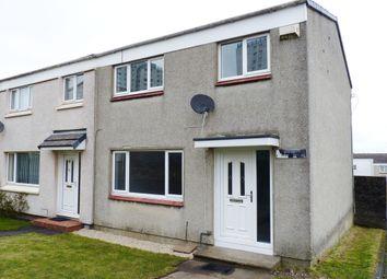 Thumbnail 3 bedroom end terrace house for sale in Hamlet, Calderwood, East Kilbride