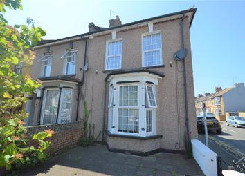 Thumbnail 3 bed end terrace house for sale in Pelham Road, Northfleet, Gravesend