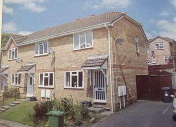 Thumbnail 2 bedroom property to rent in Oakhill Rise, Barnstaple, Devon
