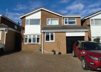 Thumbnail 4 bedroom detached house for sale in Rosedale Road, Crawcrook, Ryton